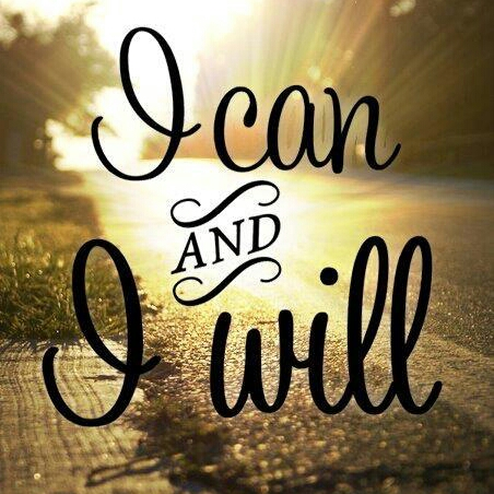 Yes I Can And Most Definitely Will Monica Akereles Fitness Blog